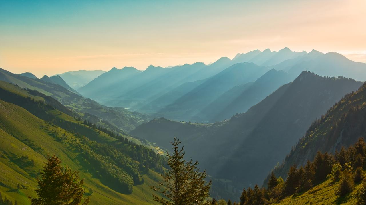 La beauté de nos paysages Suisse!🇨🇭