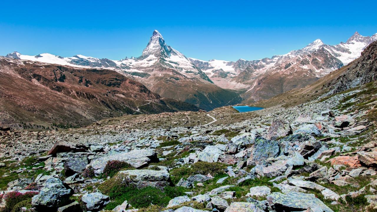 Dernier jour à Zermatt‼️