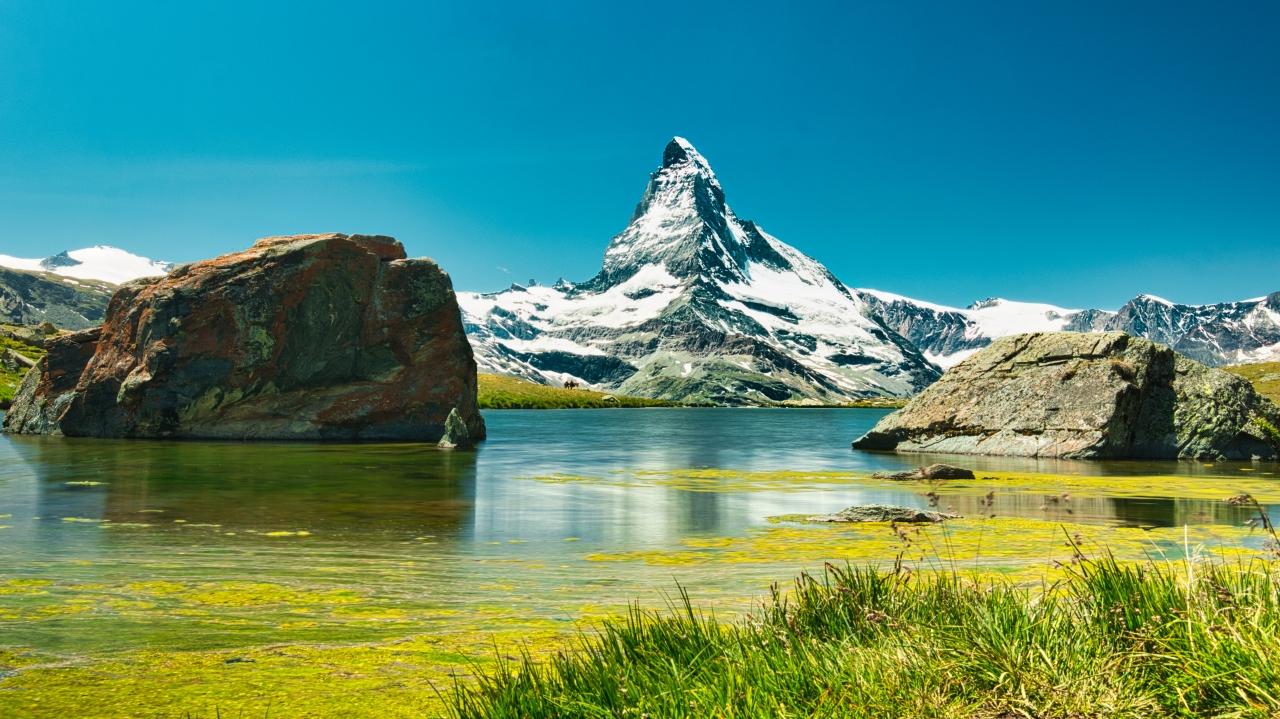 Zermatt en 8 min!