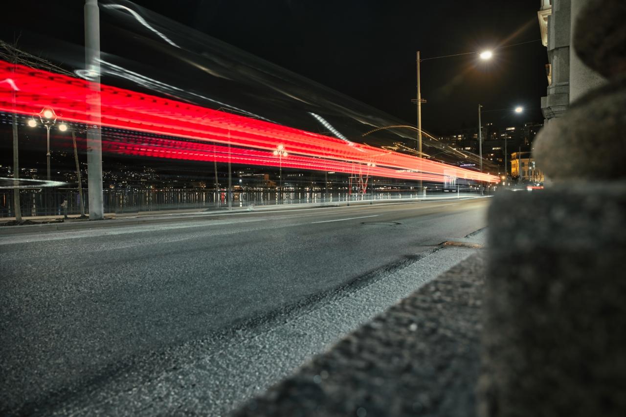 La photographie nocturne